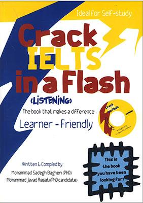 CRACK IELTS FLASH LISTENING +CD