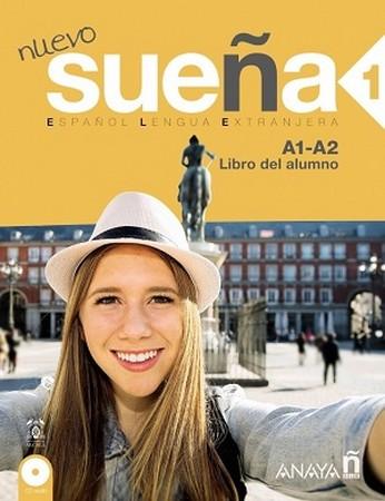 NUEVO SUENA 1 (A1-A2) STUDENT BOOK +CD