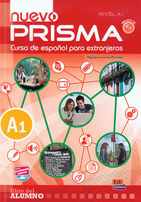 PRISMA (A1) STUDENT +CD
