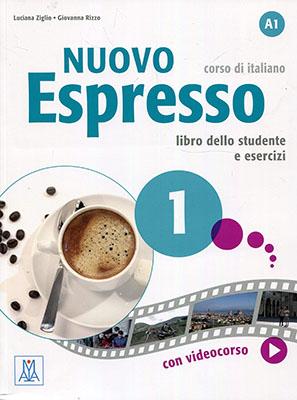 ESPRESSO A1 +DVD رنگي