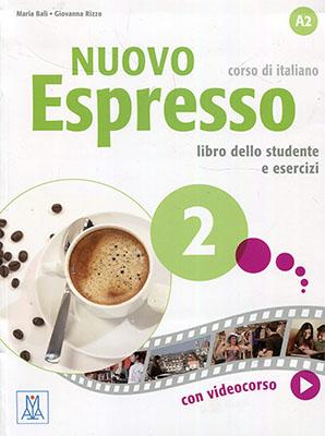 ESPRESSO A2 +DVD رنگي