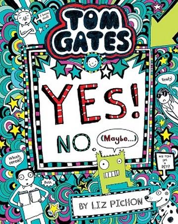 TOM GATES 8 / YES ! NO