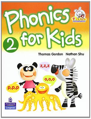 Phonics For Kids 2 همراه با سي دي