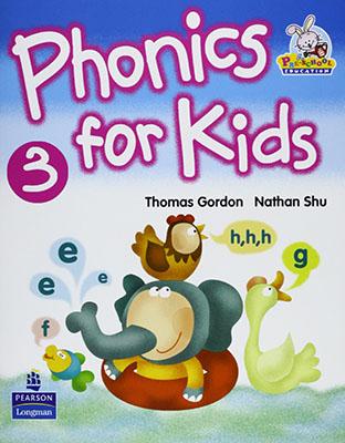 Phonics For Kids 3 همراه با سي دي