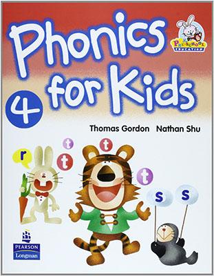 Phonics For Kids 4 همراه با سي دي