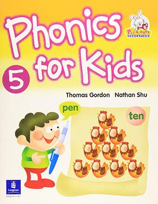 Phonics For Kids 5 همراه با سي دي