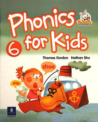 Phonics For Kids 6 همراه با سي دي