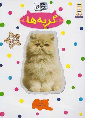 گربه ها / بچسبان و بياموز 16