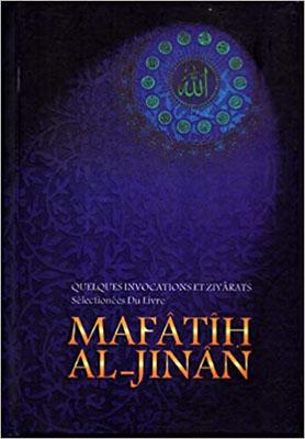 Selectionees du livre MAFATIH AL-JINAN
