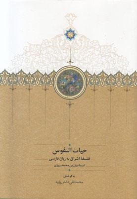حيات النفوس : فلسفه اشراق به زبان فارسي