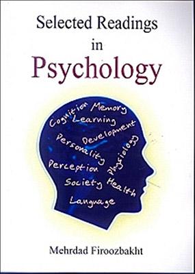 متون روان شناسيSelected readings in psychology