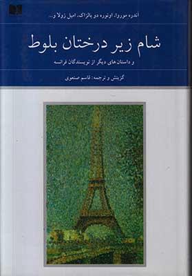 شام زير درختان بلوط (2جلدي) بالزاك