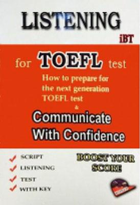 Listening for TOEFL test iBT