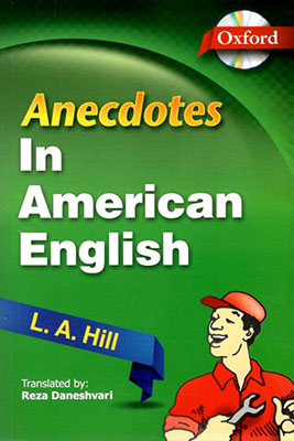 ANECDOTES IN AMERICAN ENGLISH