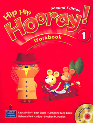 Hip hip hooray! 1 Workbook ويرايش دوم