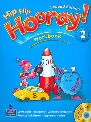 Hip hip hooray! 2: workbook