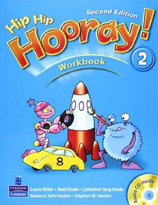 Hip hip hooray! 2 Work book ويرايش دوم