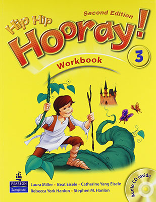 Hip hip hooray! 3: workbook