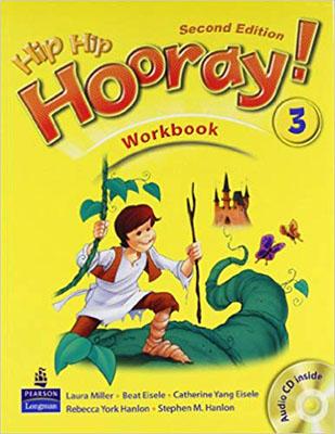 Hip hip hooray! 3 Work book ويرايش دوم