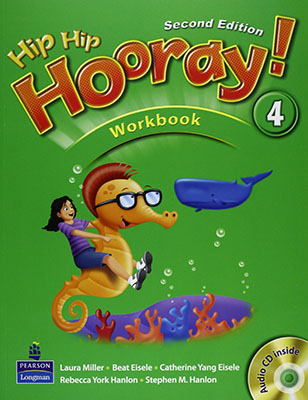 Hip hip hooray! 4 :workbook