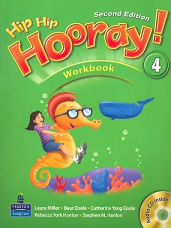 Hip hip hooray! 4 Work book ويرايش دوم