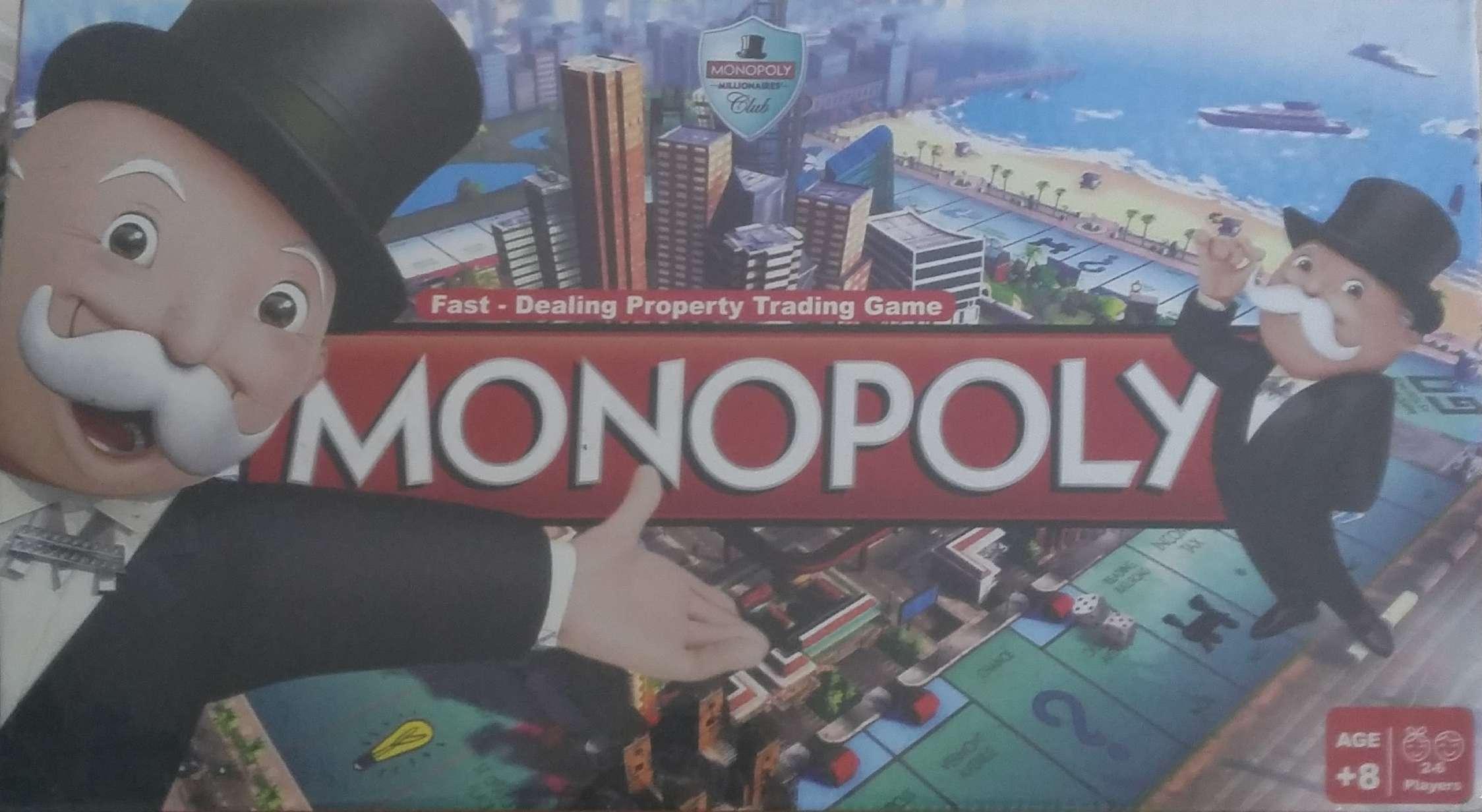 مونوپولي(Monopoly_)صادراتي