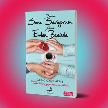 کتاب اورجینال من تو را دوست دارم با من ازدواج کن/bana seni seviorum deme evlen benimle-ludhv