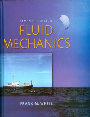 Fluid Mechsnics (White) edition 7 صفار افست