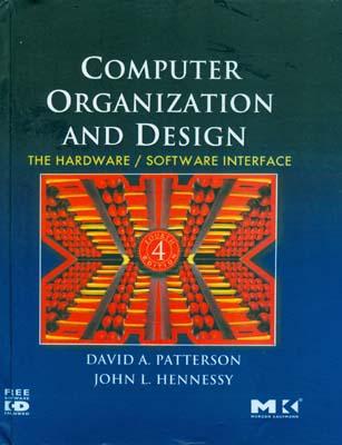 Computer organization and design (patterson)edition4صفار افست