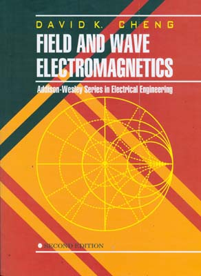 field and wave electromacneics (chang) edition 2 نوپردازان
