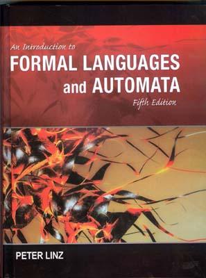 Formal Languages and Automata (Linz)edition5صفار افست