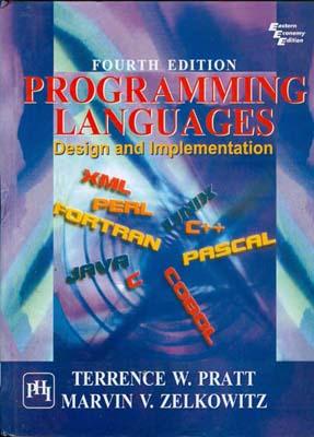 Programming languages (pratt)edition4صفار افست