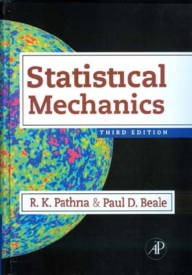 Statistical mechanics (pathria)edition3صفار افست