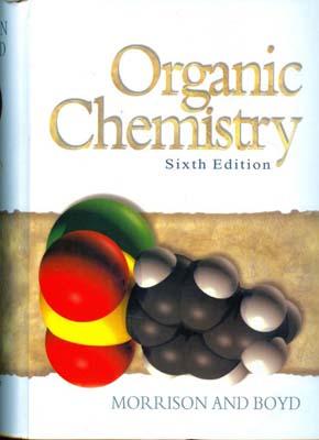 Organic chemistry (morrison) edition 6  نوپردازان