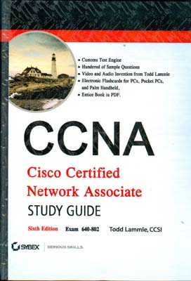 ccna 640-802 (lammle) sixth edition كاويان