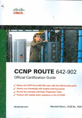 CCNP  ROUTE 642-902(odom)i كاويان