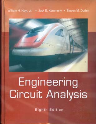 Engineering Circuit Analysis (Hayt)edition8صفار افست