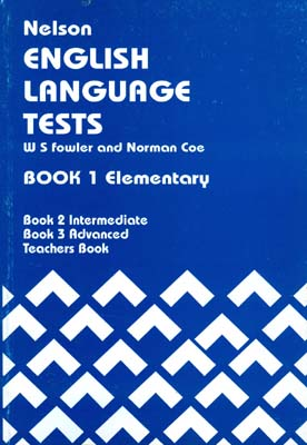 english language tests book 1(nelson)I