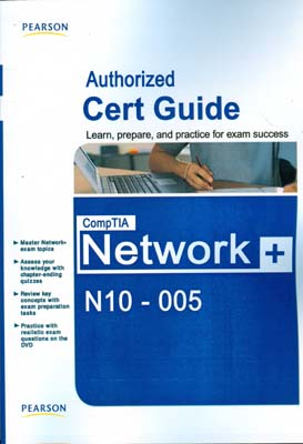CompTIA Network+ N10-005 (wallace) edition 5 كاويان