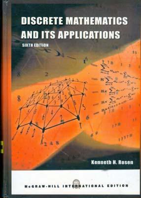 DISCRETE MATHEMTICS AND ITS APPLICATIONS (Rosen)i كاويان
