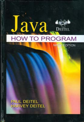 java how to program (deitel) edition 9 كاويان