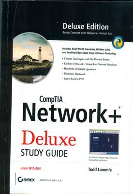 Network+ 2009 Deluxe (lammle)i كاويان