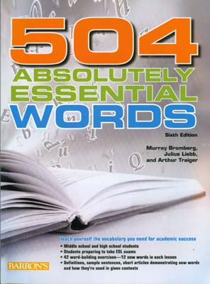 504Absolutely essential WORDS (bromberg)i