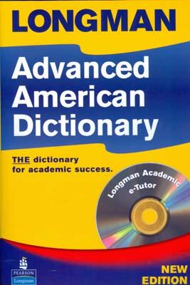 advanced american dictionary (Longman)i