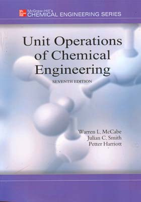 unit operations if chemical engineering (mccabe) edition 7 نوپردازان