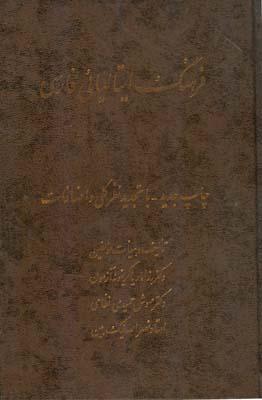 فرهنگ ايتاليايي - فارسي (رزاماريا) اشراقي