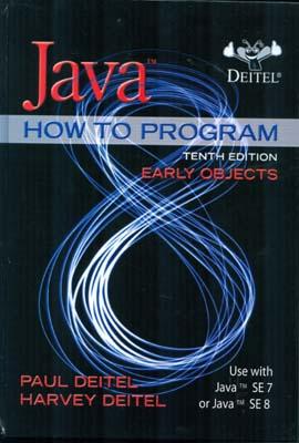 java how to program (deitel) edition 10 صفار افست