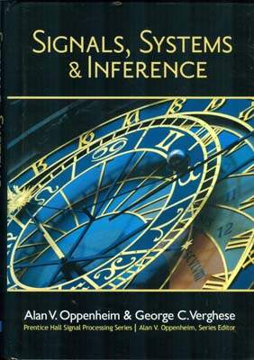 Signals,Systems & Inference (oppenheim) i صفار افست