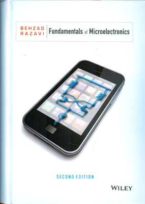fundamental of microelectronics (razavi) edition 2 صفار افست