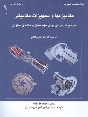 مكانيزمها و تجهيزات مكانيكي (شيرخورشيديان) طراح